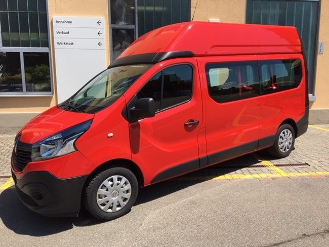 van Renault Trafic 1.6 ENERGY TwinT. dCi125 2.9t Business L2H2