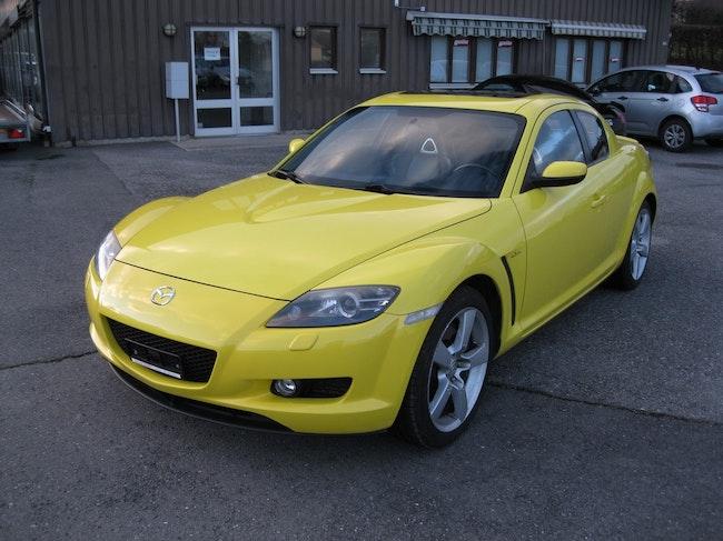 coupe Mazda RX-8 Revolution