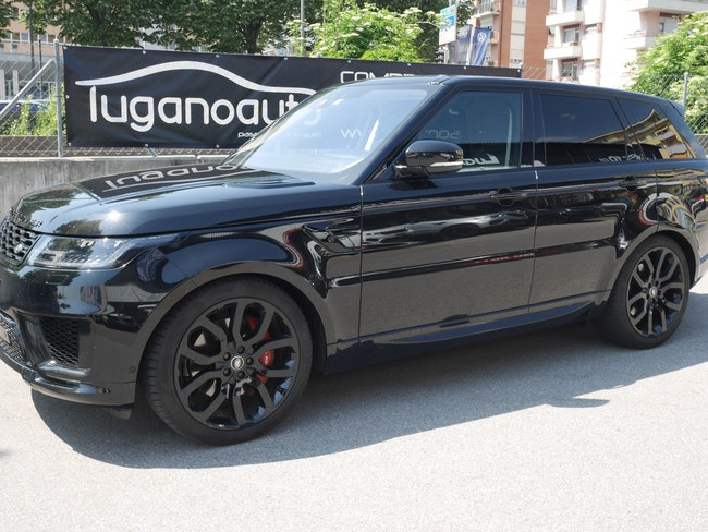 suv Land Rover Range Rover Sport 5.0 V8 S/C HSE Dynamic Automatic