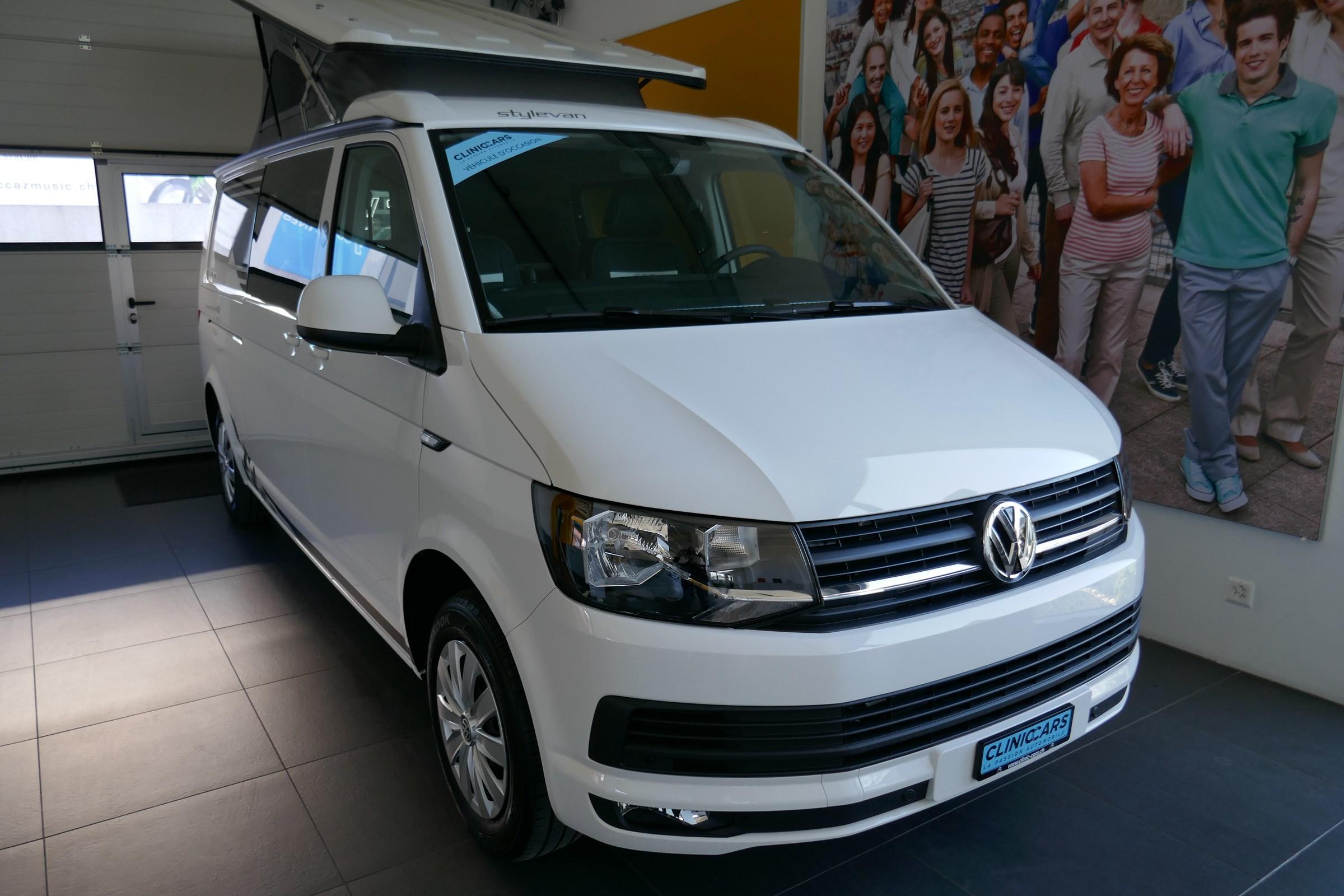 bus VW T6 Stylvan Durban 2.0 TDI