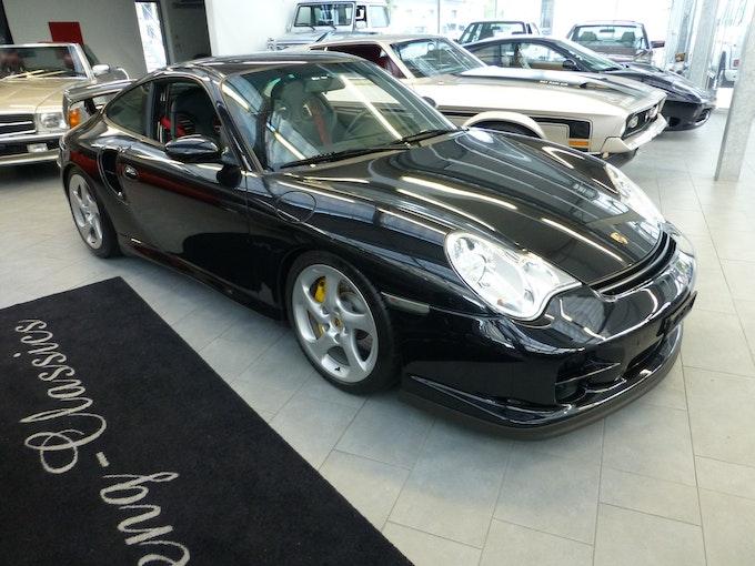 Porsche 911 GT2 50'000 km CHF108'500 - buy on carforyou.ch - 1
