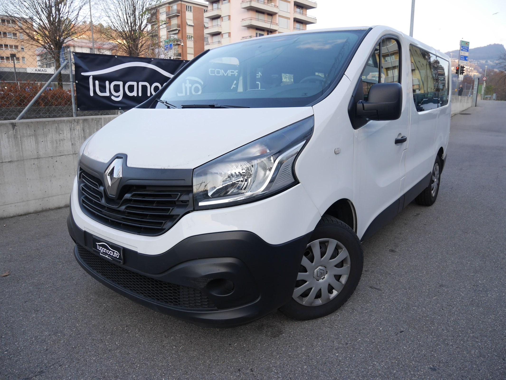 bus Renault Trafic ENERGY dCi 125 Passenger Expression