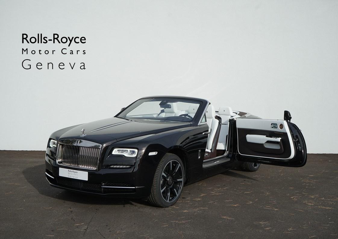cabriolet Rolls Royce Dawn 6.6 V12