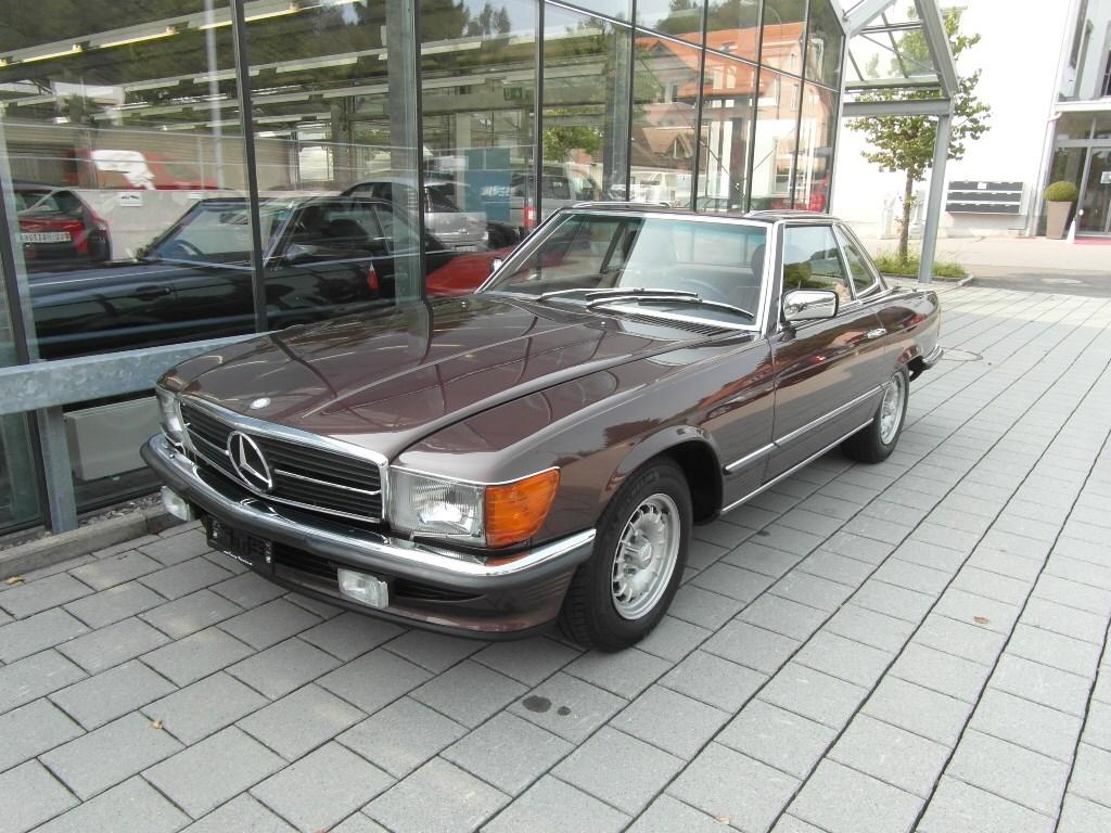 cabriolet Mercedes-Benz SL 280 R 107