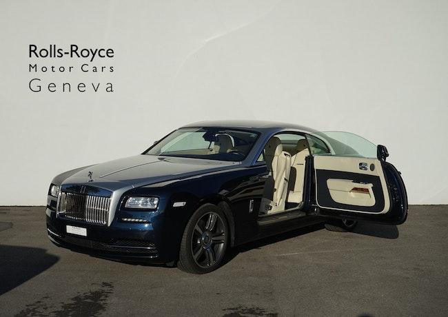 saloon Rolls Royce Wraith 6.6 V12