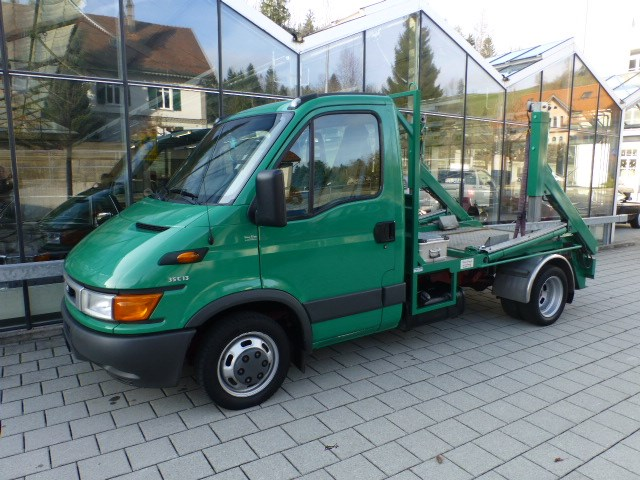 van Iveco Daily / Turbo Daily DAILY CITY Daily 35 C 13