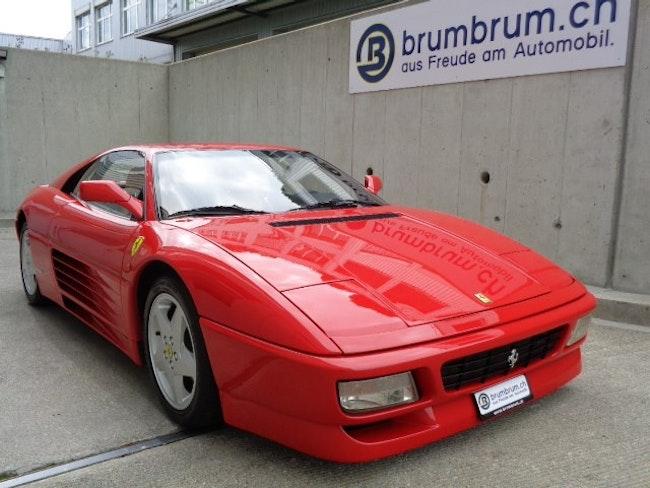 sportscar Ferrari 348 tb
