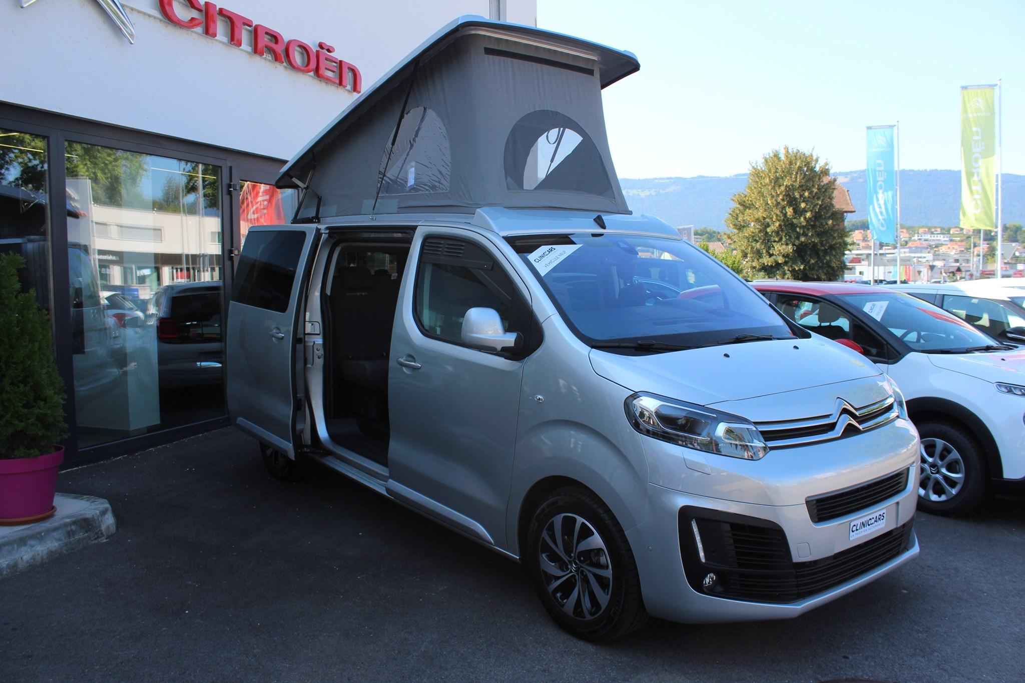 bus Citroën Spacetourer Campster Pössl 2.0 BlueHDi Feel M EAT
