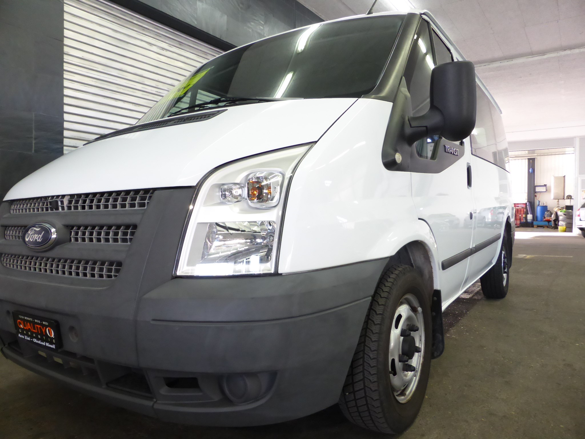 bus Ford Transit 280S Level 3
