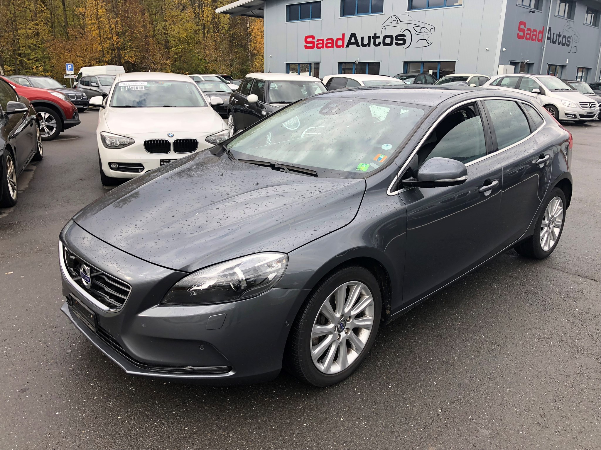 estate Volvo V40 D4 Summum Geartronic