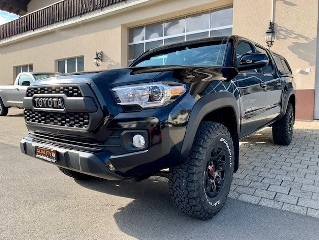 saloon Toyota Tacoma 3.5 V6 4x4 Double Cab TRD Offroad