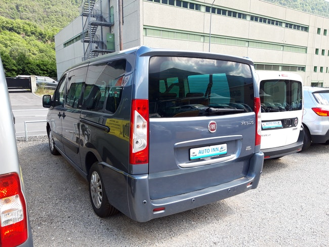bus Fiat Scudo Panorama 3122 2.0 MJ 130 Executive