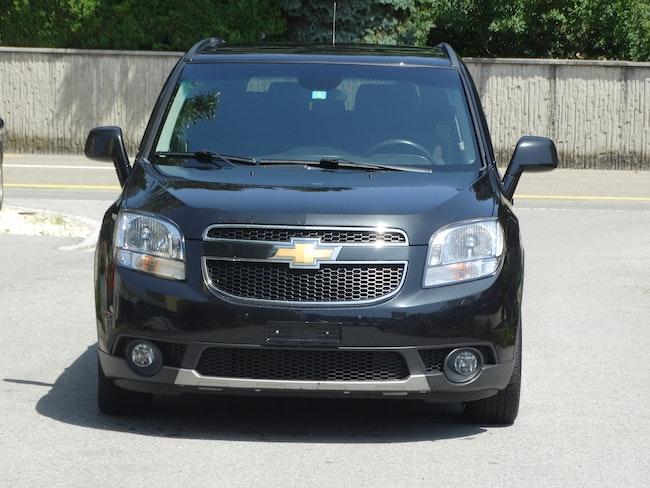 van Chevrolet Orlando 1.4 Turbo LT
