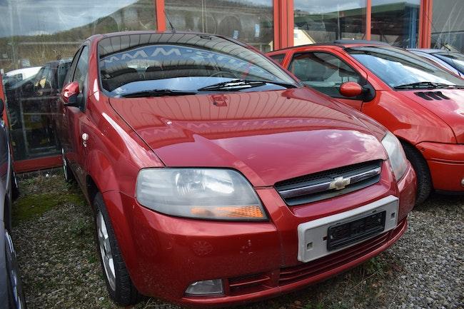 saloon Chevrolet Kalos 1.4 16V SX