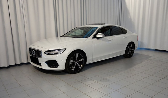 saloon Volvo S90 T6 AWD R-Design Geartronic