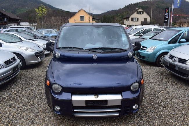 van Fiat Multipla 1.6 16V ELX