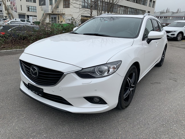 estate Mazda 6 Sport Wagon 2.2 D HP Revolution