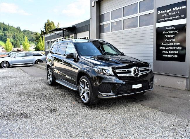 suv Mercedes-Benz GLS-Klasse GLS 350 d **AMG LINE** 4Matic 9G-TRONIC