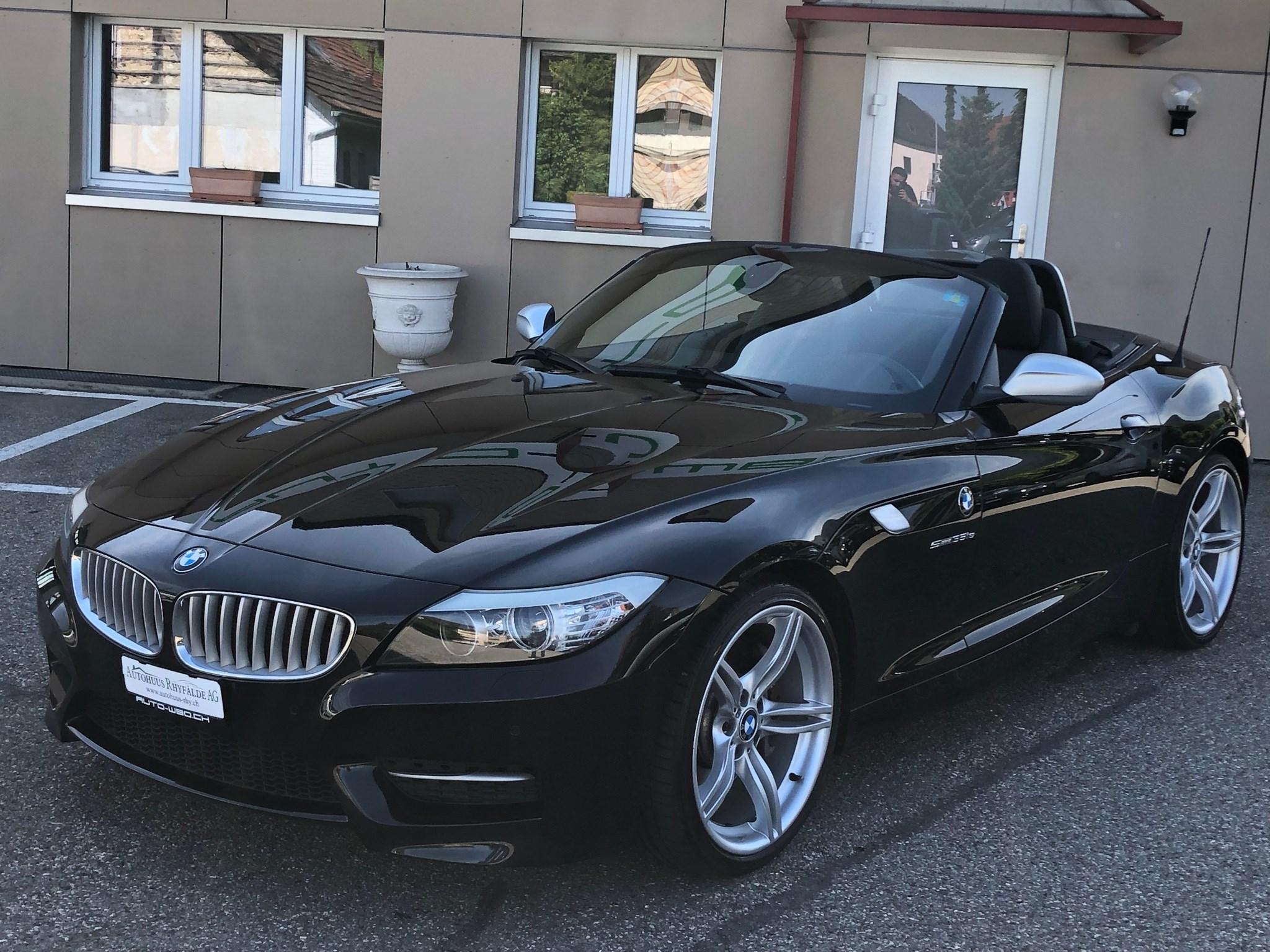 cabriolet BMW Z4 sDrive35is DKG I 340PS I