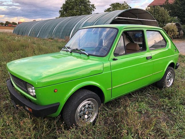 saloon Fiat 127 A