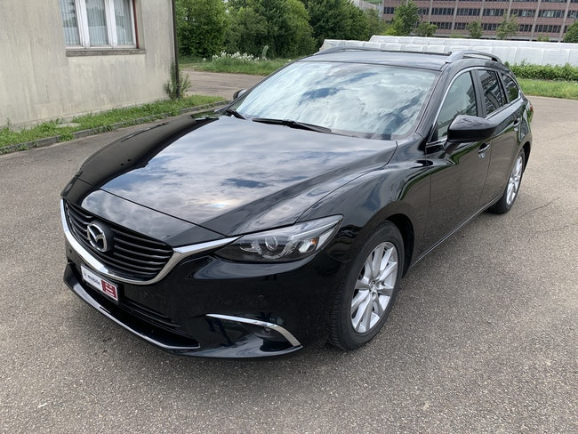 estate Mazda 6 Sport Wagon 2.2 D Ambition AWD