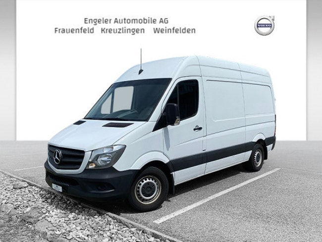 van Mercedes-Benz Sprinter 314 CDI A