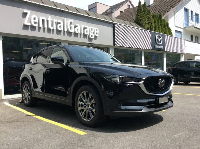 suv Mazda CX-5 2.5 Revolution AWD Signature Pack