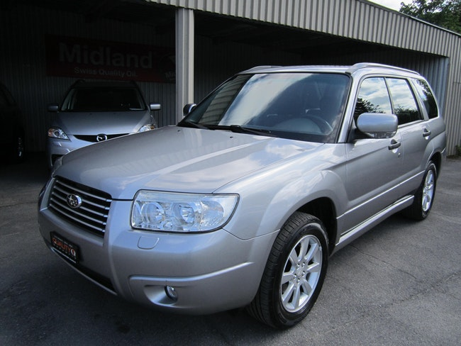 suv Subaru Forester Station 2.0 X Comfort