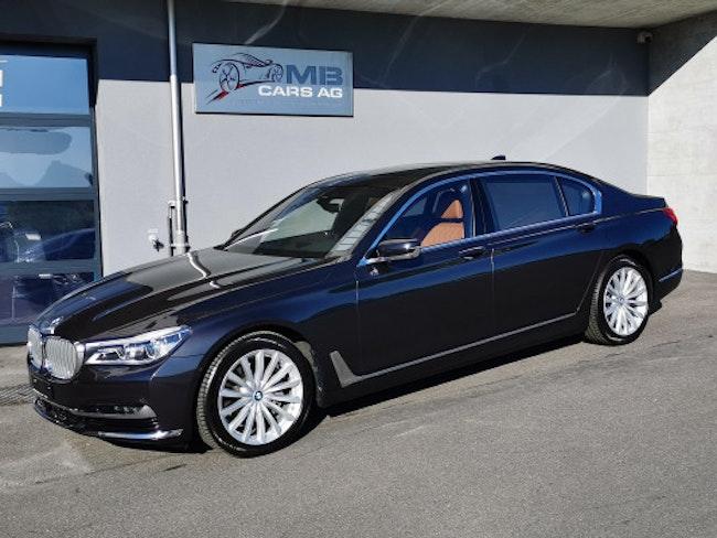saloon BMW 7er 730Ld xDrive