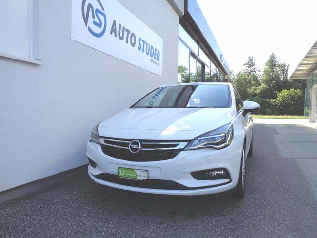 saloon Opel Astra K 1.4 T 120 Years S/S