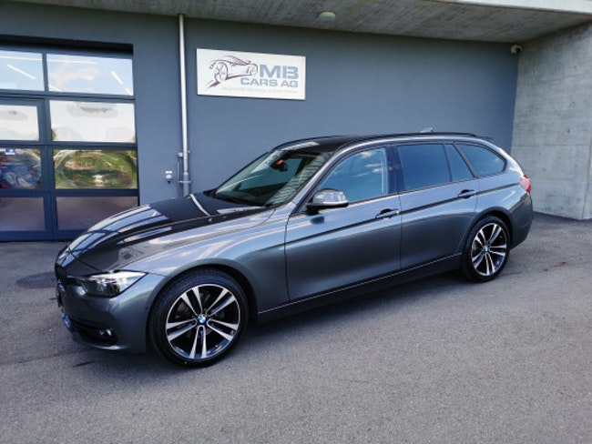 estate BMW 3er 320d xDrive Touring EdSpo