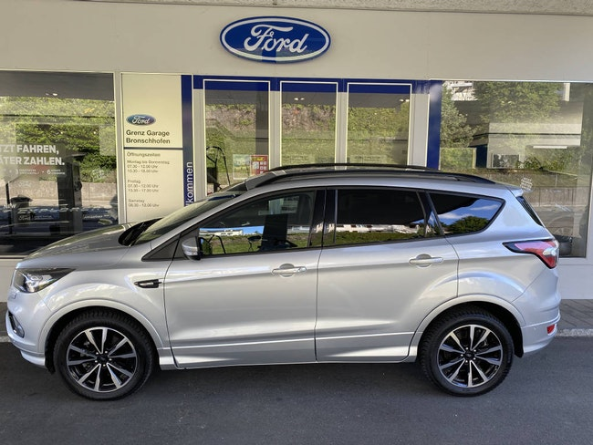 suv Ford Kuga 2.0 TDCi 150 ST-Line FPS