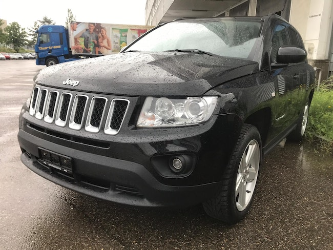 suv Jeep Compass 2.4 Limited CVT