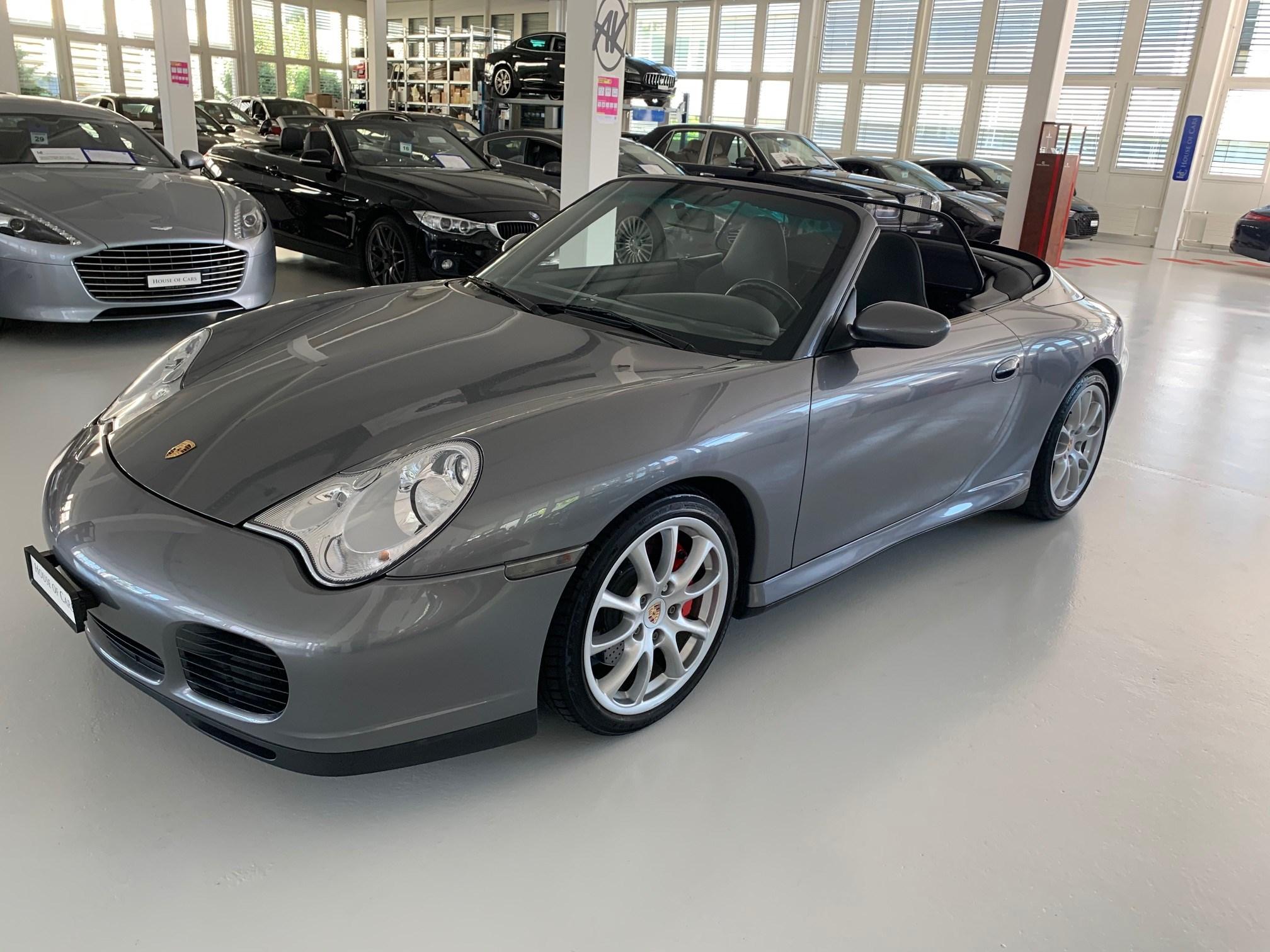cabriolet Porsche 911 Carrera 4 S Plus Cabrio X51 (996)
