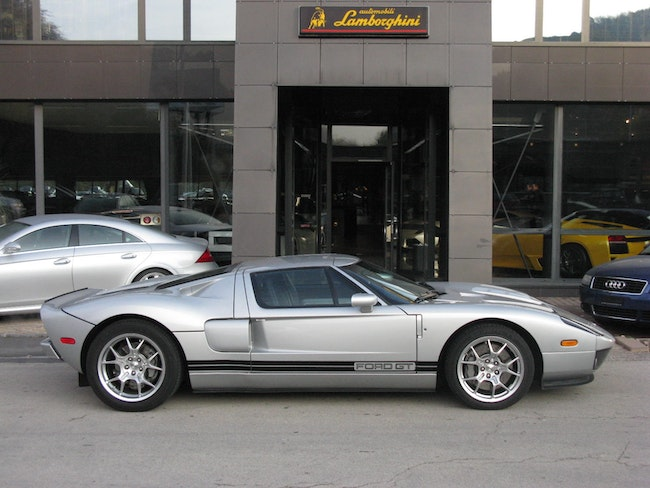 coupe Ford GT 5.4 V8