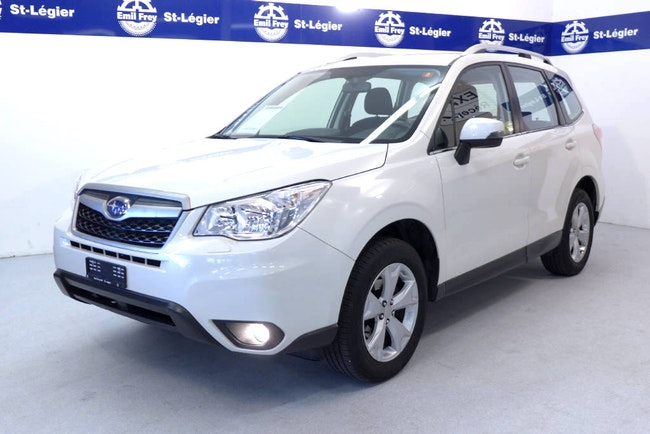 suv Subaru Forester 2.0 Swiss