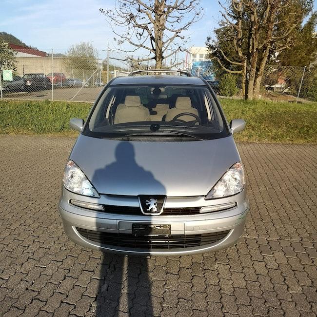 van Peugeot 807 2.2 HDI ST Black & Silver Ed.