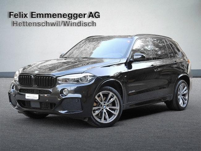 suv BMW X5 xDrive 40d