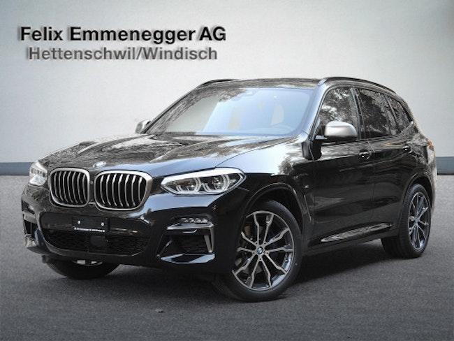 suv BMW X3 M40d