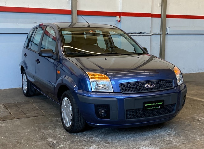 van Ford Fusion Automat 1.6 16V Trend