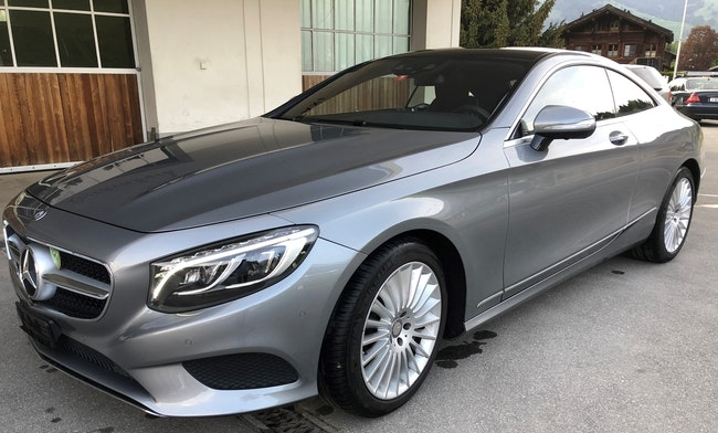 coupe Mercedes-Benz S-Klasse S 500 Coupé 4Matic 7G-Tronic