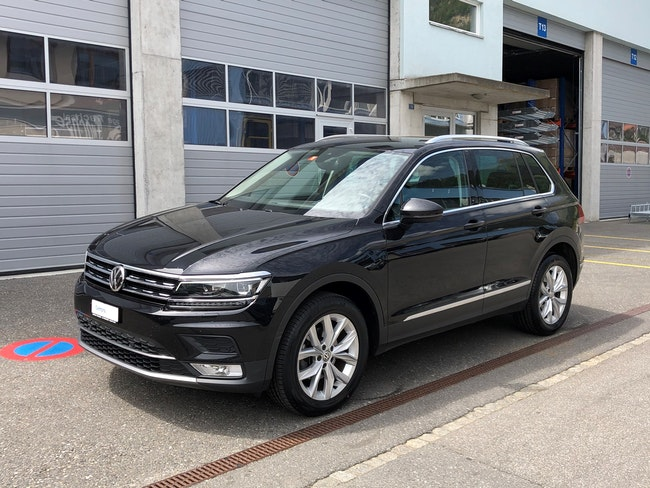 suv VW Tiguan 2.0 TDI SCR Highline4Motion DSG