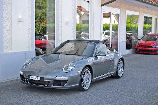 cabriolet Porsche 911 Cabrio Carrera 4 GTS PDK