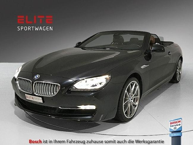 cabriolet BMW 6er 650 i xDrive CABRIO