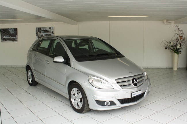 van Mercedes-Benz B-Klasse B 200 Turbo