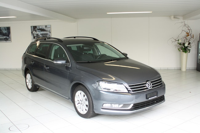 estate VW Passat Variant 2.0 TDI 140 BlueMT Comfl. 4m