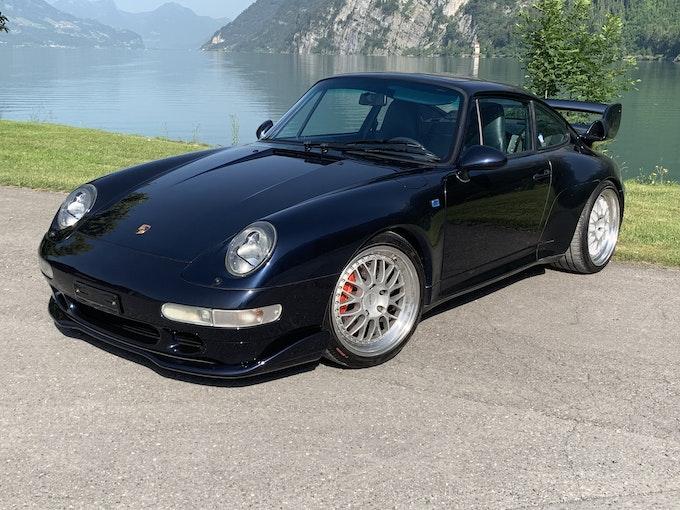 Porsche 911 Coupé 3.6 Turbo 98'300 km 198'000 CHF - kaufen auf carforyou.ch - 1