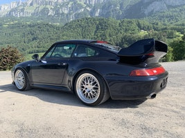 Porsche 911 Coupé 3.6 Turbo 98'300 km 198'000 CHF - kaufen auf carforyou.ch - 3