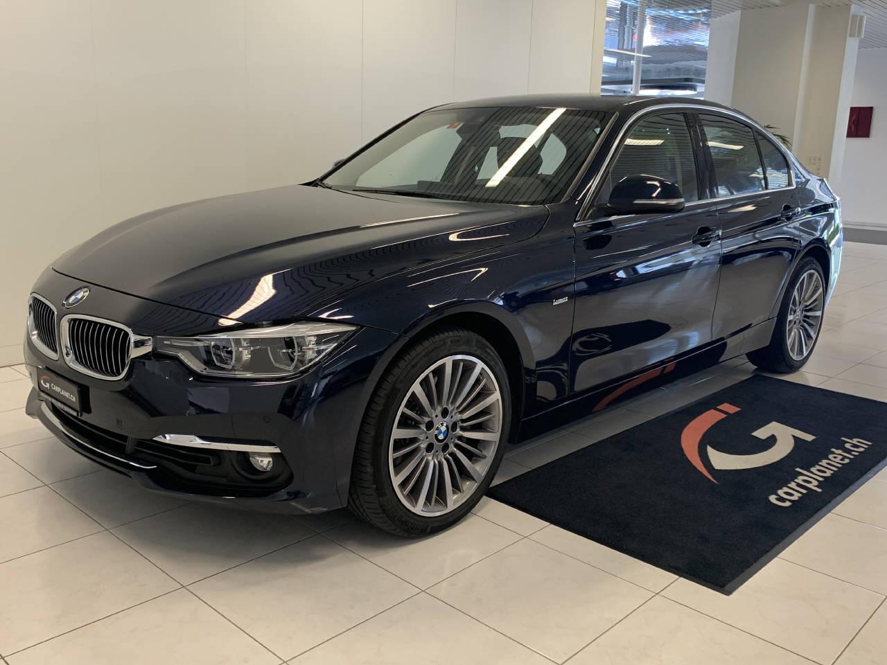 saloon BMW 3er Reihe F30 340i xDrive SAG