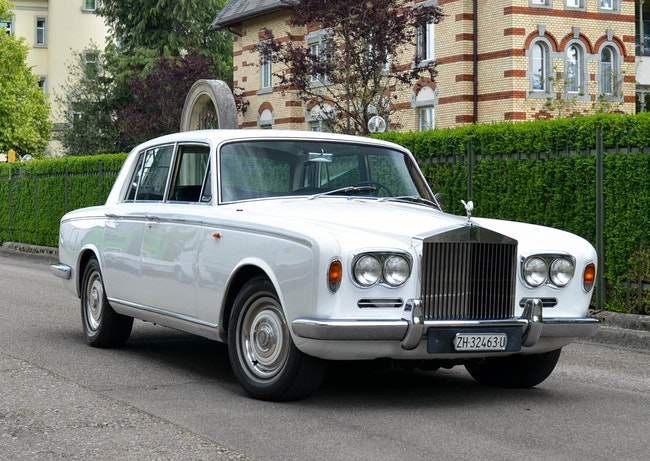 saloon Rolls Royce Silver Shadow I